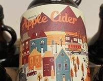 Apple Cider Packaging