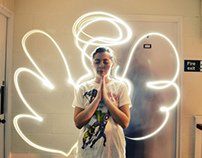 The Beauty of Light Painting