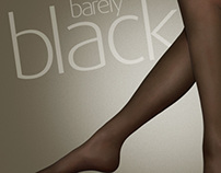 New Look Sheer Hosiery Collection - Black