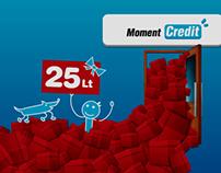 Moment Credit Animation