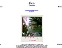 Charlie Zanello — website