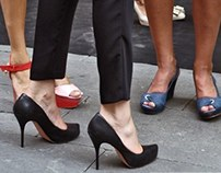 Shoes & the Party - Firenze Pitti Immagine