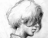 Sketch Series 1998 - 99