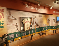 Louisville Slugger Museum Exhibit Design