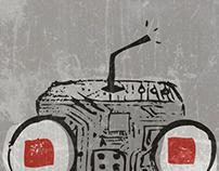 "Illustration - ""Robot Boy"""