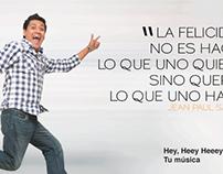 Sitio Oficial - Miguel Barrientos