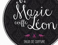 Hairdressing Salon Logotype