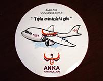 ANKA AIRLINES - brand identity