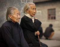 tv shoot Peking Express (2003-2011)