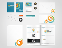 MirajSunTravel | Branding