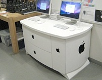 Apple Retail Store Cabinet