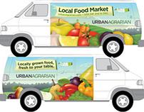 Urban Agrarian Van Wrap