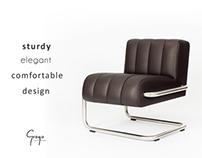 SVIZZERA Chair Design