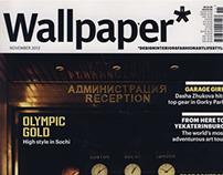 Wallpaper* - Eastern Rising
