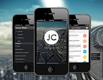 Job Cards - iPhone App