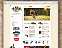 Tree Fort Bikes Website