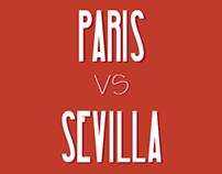 Paris VS Sevilla