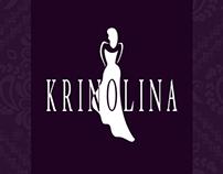New website for Salon Krinolina
