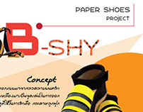 Paper Shooes