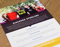 Sterling College Admissions Materials