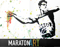 MILANO CITY MARATHON- MARATON ART