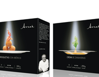 ARZAK / product line