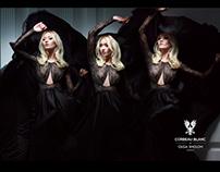 Рекламная кампания для OS couture