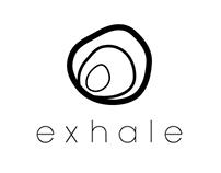 Exhale Identity Design