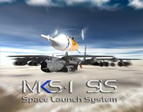 """MKS-1""  SLS Multifunctional  Aircraft"