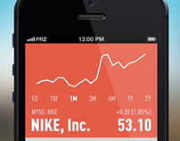 Simple stock viewer.