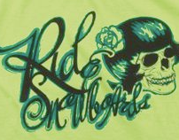 Women's Ride Snowboards tees