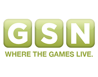 Game Show Network (GSN) Rebranding Campaign