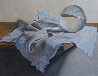 Still Life With Crystal Ball