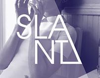 SLANT iPad magazine
