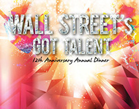 Wall Street HK Annual dinner 2013