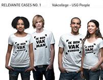 Vakcollege | Campagne