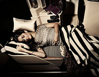 Etihad Airways - Katrina Kaif Integrated Campaign