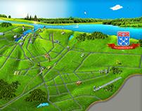 artmap of Cheboxary