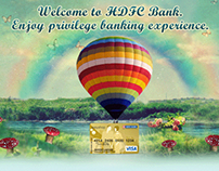 Animated Mailers for World's Leading Bank...