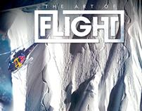 The Art of FLIGHT - Social/Digital Promotion