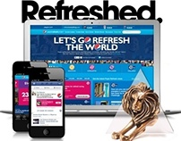 The Pepsi Refresh Project 2010 - Social Media Strategy