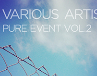 VARIOUS ARTIS pure event Vol.2