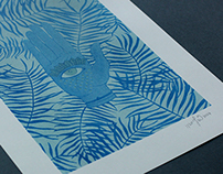 His & Hers | Riso Print