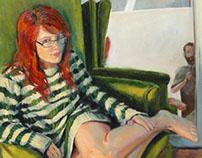 Oil Paint Portraits