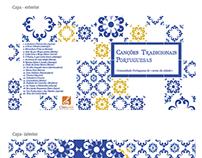 Canções Tradicionais portuguesas - Record Label