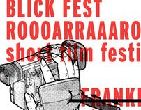 Short Film Festival Posters - Blickfest