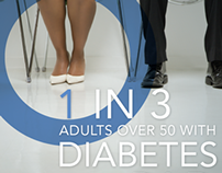 Diabetes PAD Awareness Ad