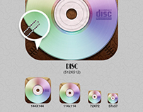 App Store Icon-Memory Device