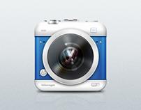 Camera Icon VW ver.