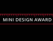 Mini Design Award